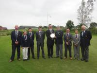 Staffordshire - 2012 Four Counties Champions